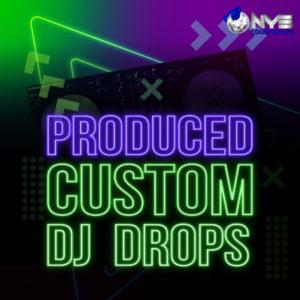 produced dj drops