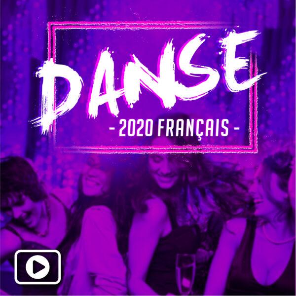 סרטון ריקוד בצרפתית - NYE 2020