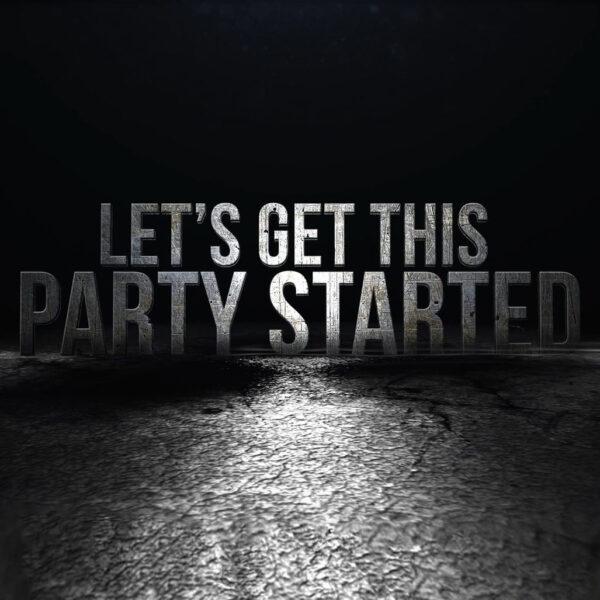 Party Starter [Video custom]