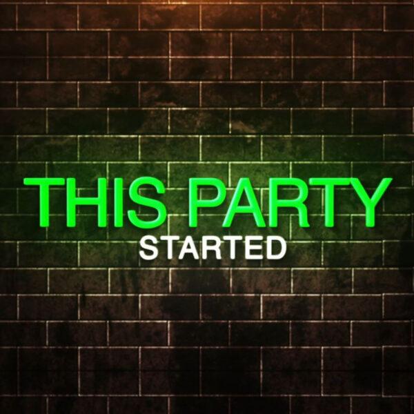 Neon Party Starter [Video custom]