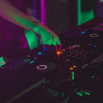 DJ Playing EDM